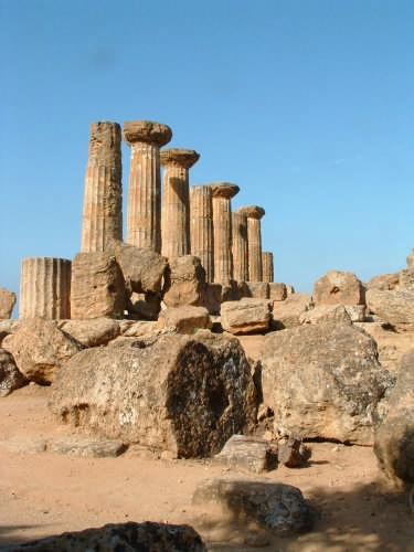 Valle dei Templi - Agrigento (3330 clic)