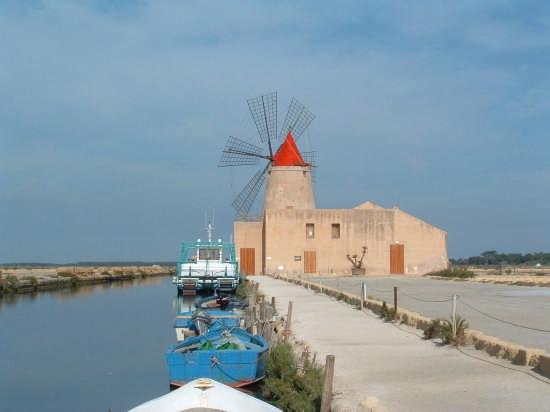 Imbarcadero per l'Isola di Mozia - Marsala (8629 clic)