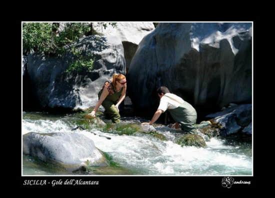 Gole dell'Alcantara (4451 clic)