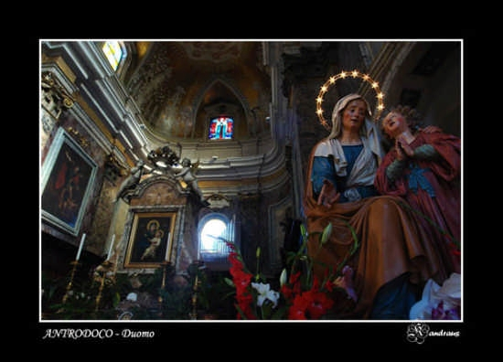 Antrodoco - Duomo (2435 clic)