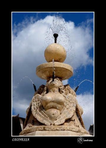 Leonessa - fontana (2992 clic)
