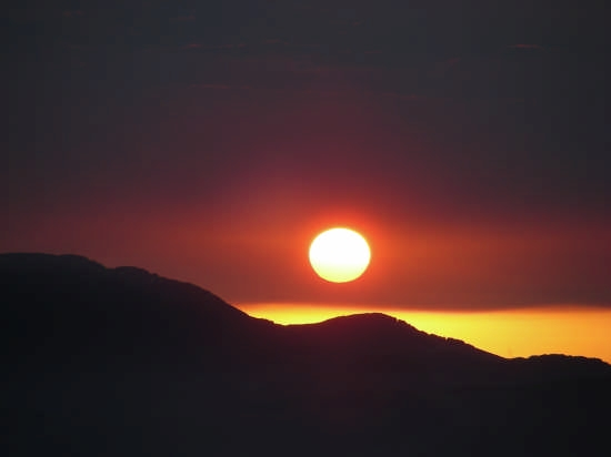 L'alba - Barrea (2498 clic)