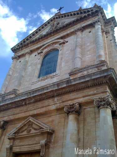 Chiesa San Giorgio Martire - Locorotondo (2311 clic)