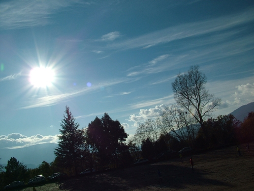 Veduta da Calvisi (frazione di Scigliano) (2352 clic)