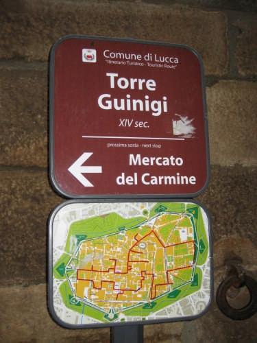 TORRE GUINIGI - Lucca (2317 clic)
