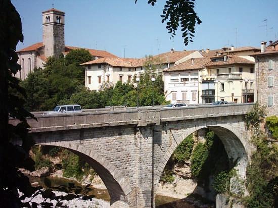 Ponte del diavolo  - Udine (7132 clic)