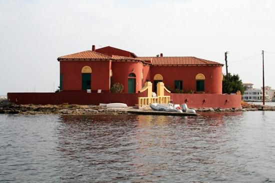 Villa Brancati - Marzamemi (10653 clic)