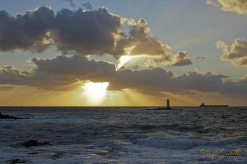 tramonto - Calasetta (2611 clic)