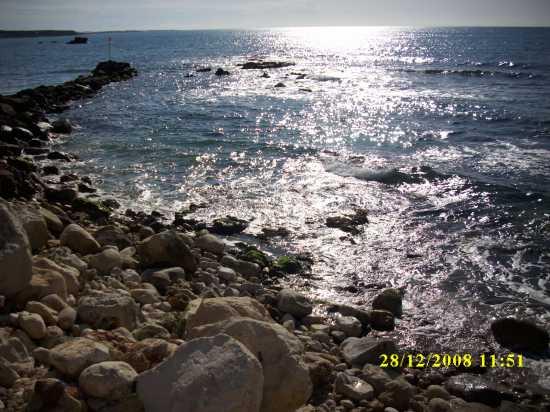 che mare stupendoo - SCOGLITTI - inserita il 14-Oct-09