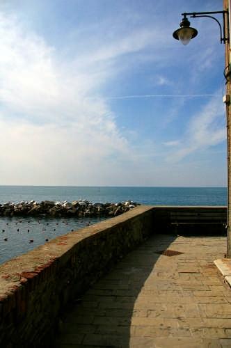 Vicolo a mare - Riomaggiore (3394 clic)