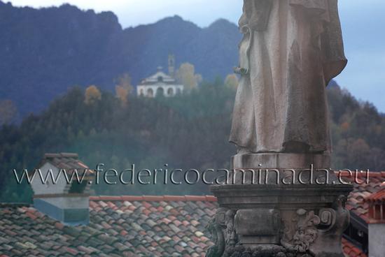 veduta dal centro citta, Clusone (1228 clic)