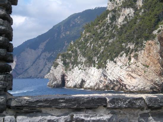 scogliera - Portovenere (2585 clic)