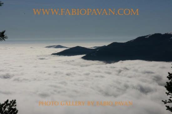 Tra le nubi - Triora (2701 clic)