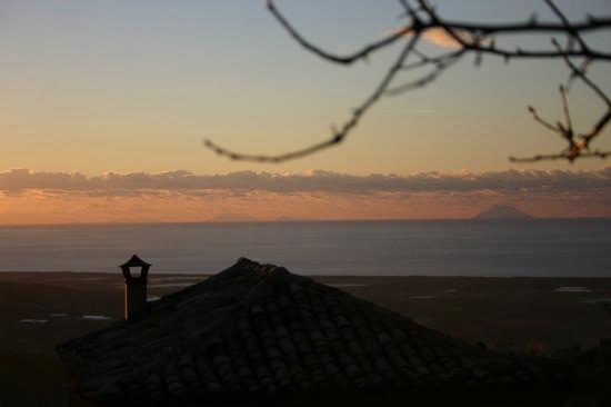 vista sulle isole eolie - Curinga (3026 clic)