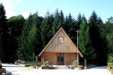 La Chiesetta nel Parco - Mongiana (4107 clic)