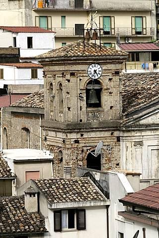 PAZZANO  Il campanile (3115 clic)
