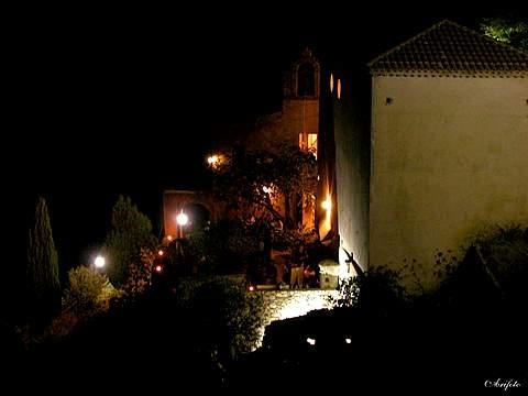 Santuario di Montestella - Notturno - Pazzano (4373 clic)