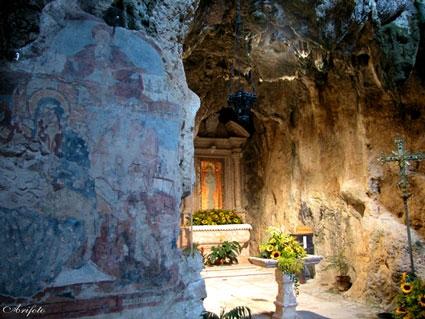 Grotta di Montestella - Pazzano (3964 clic)