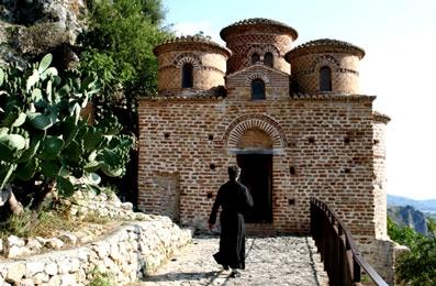 La Cattolica di Stilo (3868 clic)