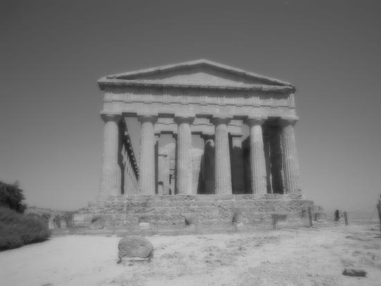 Tempio della Concordia - Valle dei templi (1416 clic)