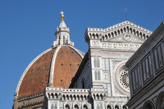 Cupola - Santa Maria Novella - Firenze (4235 clic)