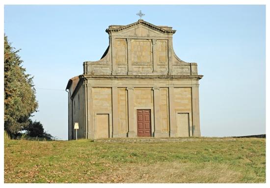 Santa Maria del Carmelo - Chianni (2099 clic)