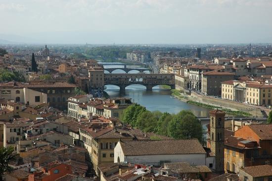 Firenze Ponte Vecchio (2278 clic)