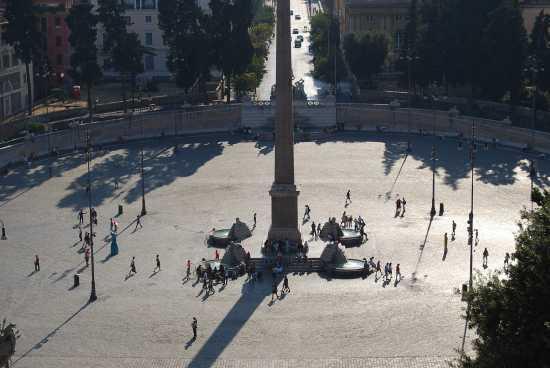 Piazza del Popolo - Roma (2689 clic)