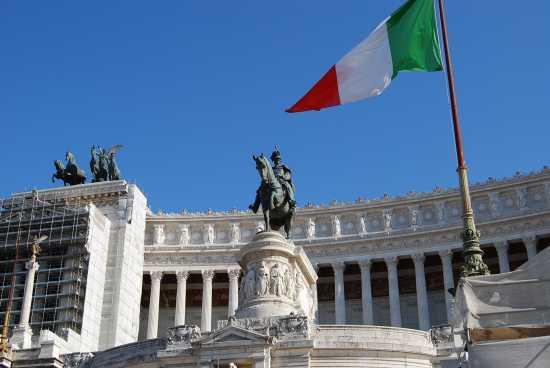 L'Altare della Patria - Roma (2944 clic)