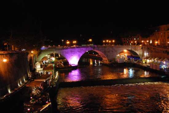 Il Lungo Tevere - Roma (2648 clic)