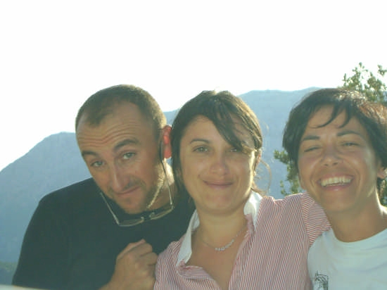 Vincenzo,Mariangela,Francesca - Orgosolo (3313 clic)