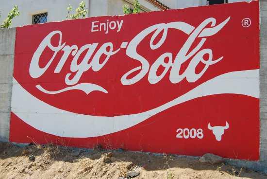 murales  - Orgosolo (5940 clic)