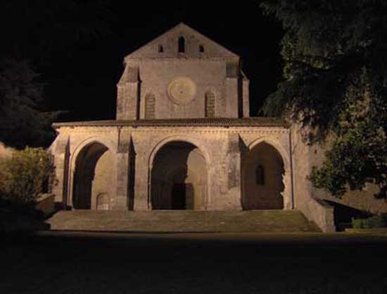 Abbazia di Casamari (4054 clic)