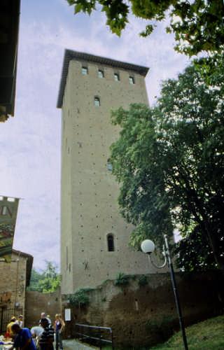 La Rocca dei Bolognesi - Nonantola (2138 clic)