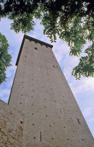 La Rocca  o Torre dei Bolognesi - Nonantola (2636 clic)