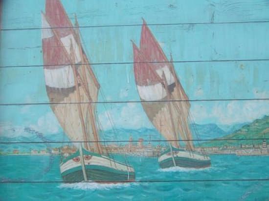 Murales vecchie paranze - Fano (2756 clic)