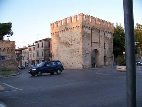 Porta Maggiore - Fano (3407 clic)