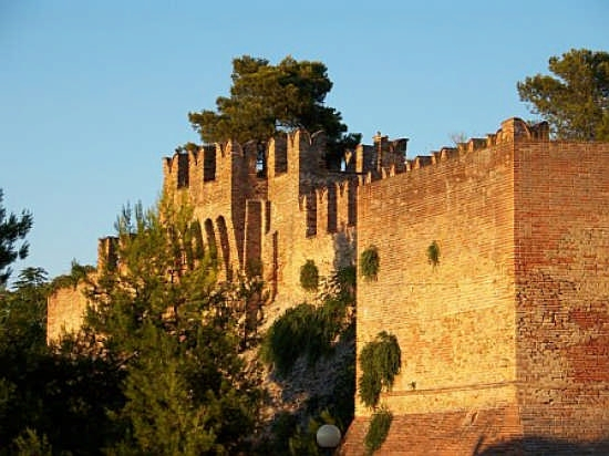 Rocca Malatestiana - Fano (4735 clic)