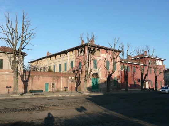 Palazzo dei Conti Olivazzi - Quattordio (2393 clic)