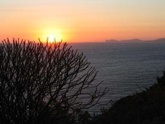 tramonto - Bosa (2158 clic)