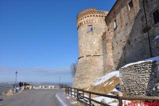 Il castello - Monteodorisio (2056 clic)