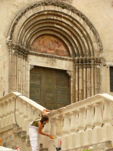 Santa Maria del colle, Pescocostanzo (2630 clic)