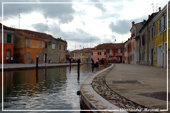 Comacchio - La piccola Venezia (6310 clic)