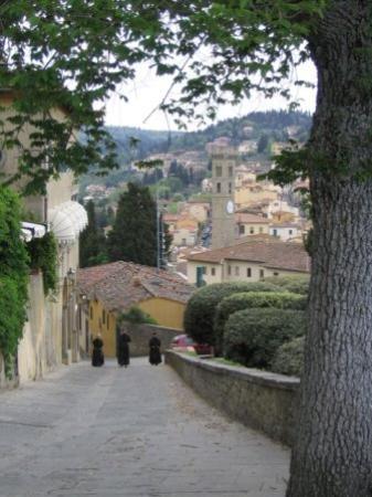 Belvedere San Francesco - Fiesole (2548 clic)