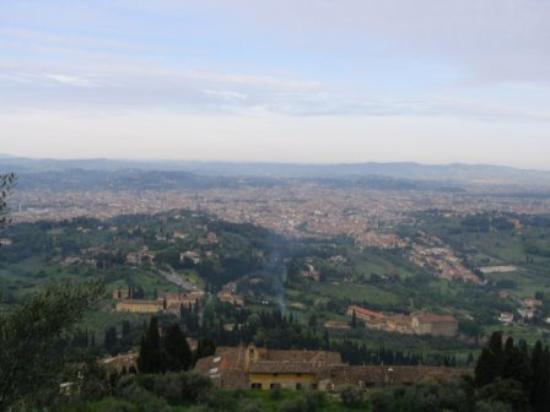 Belvedere San Francesco - Fiesole (3144 clic)