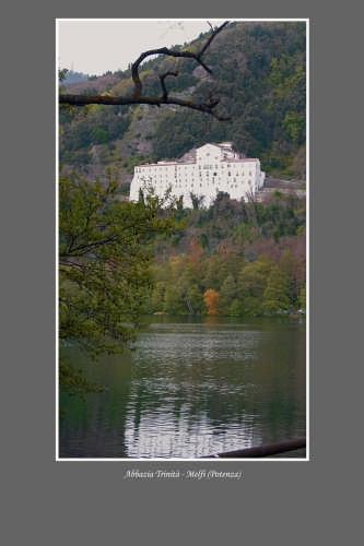 Abbazia della Trinità - Monticchio (4136 clic)