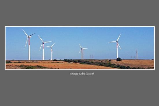 Energia Eolica - Sassari (2834 clic)