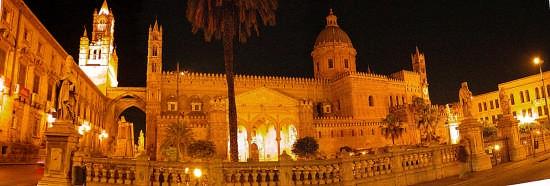 la cattedrale - Palermo (5270 clic)