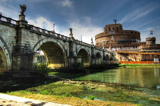 Castel S.Angelo  - Roma (4807 clic)