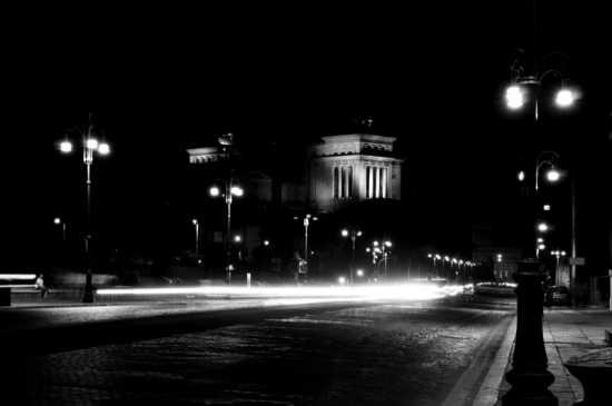 Scie sui Fori - Roma (1942 clic)